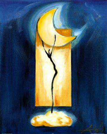 Danza lunare, di Alfred Gockel